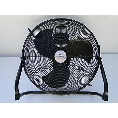 Columbia Ventilatore PROFI CP50, Potenza 100W, Per Grandi Superfici (Fino a 200 m3)