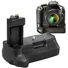 Empuñadura de batería // Battery Grip para Canon 550D / 600D / 650D - Pack de baterías para Canon 550D / 600D / 650D - Grip similar BG-E8