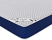 Amazon Brand - Solimo Orthopedic Memory Foam Queen Size Mattress for Superior Back Care (78x60x8 inches)