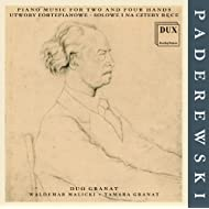 Paderewski: Piano Music for 2 and 4 hands
