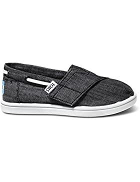 Toms Shoes Biminis lienzo Slip-on con velcro