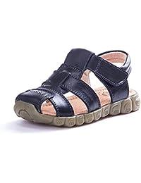 ad9dd7dd3 Amazon.es  Negro - Sandalias de vestir   Zapatos para niña  Zapatos ...