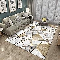 ZHAJIAN carpet Marble Carpet For Living Room Area Rugs Anti-Slip Large Rug Coffee Table Mat Bedroom Yoga Pad Home Decor