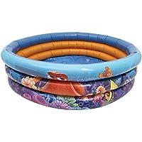 Sambros DDO-7076 100 x 30 cm Finding Dory Three Ring Inflatable Pool