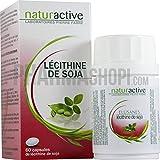 Naturactive - Elusanes Lécithine De Soja 60 Capsules