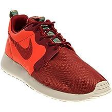 new product 0c97a d3b90 Nike Roshe Run Hyperfuse Scarpe da Ginnastica, Uomo, Rosso, 46