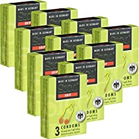 Sico Grip - Sparpack! 30 (10x3) Kondome, Kondome mit festem Rollrand für engen Sitz preisvergleich bei billige-tabletten.eu