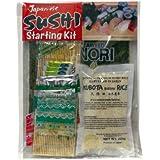 Exotic Island Japan Startset, Sushi mit; japanischem premium Reis, 1 Set, 1er Pack (1 x 400 g Packung)