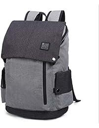 2579e1addec04 WMHXF Trendige Rucksack Männer Reisetasche koreanische Version der  Schultertasche Herrenmode Trend Jugend lässig Mittelschüler Tasche  atmungsaktiv