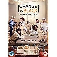 Orange is the New Black Seasons 1 - 4