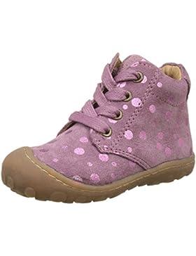 Bisgaard 23101217 - Zapatos de Primeros Pasos Bebé-Niñas