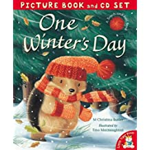 One Winter's Day (Book & CD)