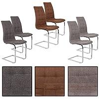 suchergebnis auf f r freischwinger grau stoff. Black Bedroom Furniture Sets. Home Design Ideas
