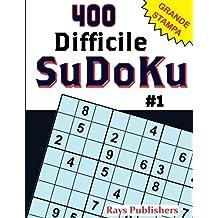 400 Difficile-SuDoKu #1