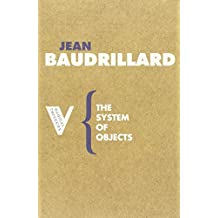 The System of Objects (Radical Thinkers)