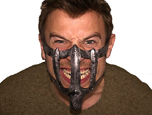 The Cosplay Company Prisoner Max Mask