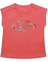 Esprit Rj10223, T-Shirt Fille