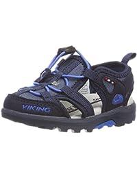 Viking Unisex-Kinder Sandvika Geschlossene Sandalen