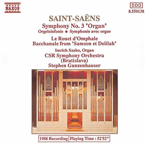 Symphonie n°3 (avec orgue)