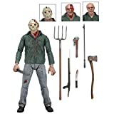 Friday the 13th 39702 7-Inch Ultimate Part 3 Jason Action Figure - Friday the 13th - amazon.co.uk