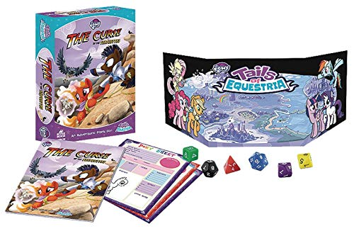 MLP RPG: Curse of the Statuettes - English