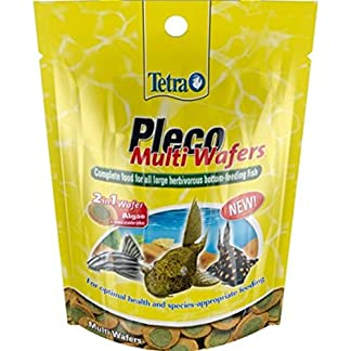 (2 Pack) Pleco Wafers150 g 512 4R6AS 2BL
