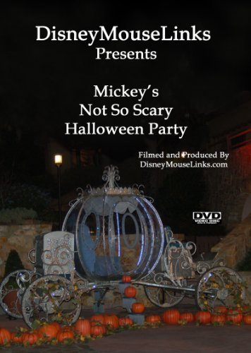 DisneyMouseLinks Presents - Walt Disney World's Mickey's Not So Scary Halloween Party