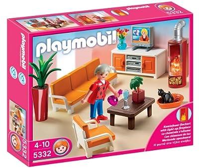Rosa Sala De Estar de Playmobil (626162)