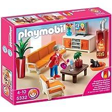 Playmobil 626162 - Rosa Sala De Estar
