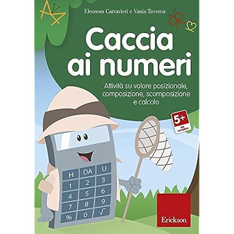 Caccia ai numeri. Attività su valore posizionale, composizione, scomposizione e calcolo. CD-ROM
