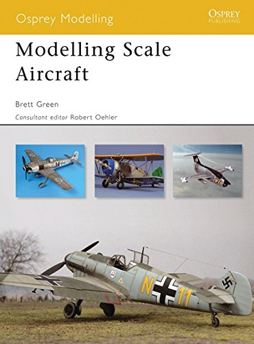 Modelling Scale Aircraft (Osprey Modelling) por Brett Green