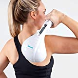ANDVARI Handheld Massager Dual Percussion Back Massage - Shoulder/Neck/Leg/Foot Full Body Massager 3