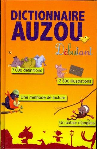 Dictionnaire Auzou Débutant