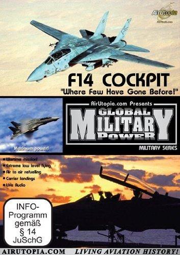 Preisvergleich Produktbild Air Utopia - F-14 Tomcat Cockpit View