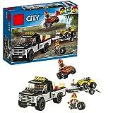 YK GAME City Quad-Rennteam Kinderspielzeug Geburtstagsgeschenk Feiertagsgeschenk