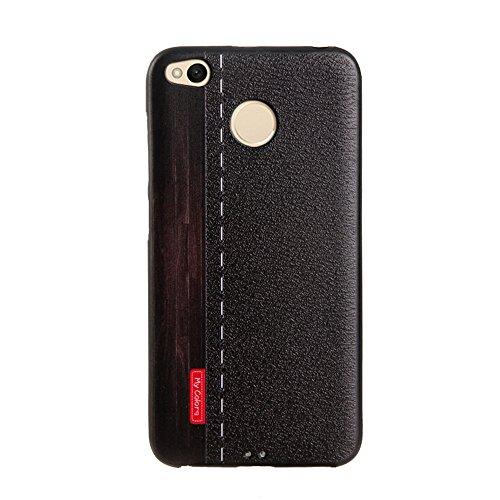 XMT Xiaomi Redmi 4 X 5.0 Hülle,Umfassendes Angebot Schutz Weiche TPU 3D Fall Hülle Schutzhülle Case Cover Tasche für Xiaomi Redmi 4X Smartphone (SS)