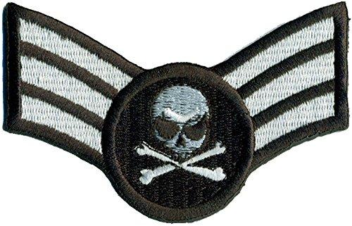 chevron-skull-bones-rankpatch-flugel-wings-biker-death-metal-aufnaher-patch