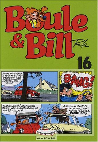 Boule et Bill, Tome 16 :