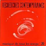 Musique de tous les temps N° 20, Octobre 1962 : Recherches contemporaines - Livre + 33 tours (Face A : Michel Philippot, Sonate pour piano - Face B : Gilbert Amy, Epigrammes pour piano), Claude Helffer au piano - Est joint la partition d'