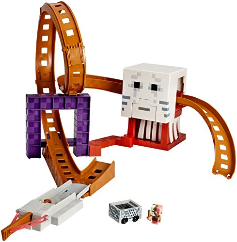 Hot-Wheels-Minecraft-Ghast-Attack-Track-Set