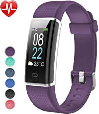 Willful Fitness Armband Herzfrequenz Smart Armband Uhr IP68 Wasserdicht