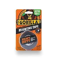 Gorilla Original Gorilla Glue, Waterproof Polyurethane Glue, 2 ounce Bottle, Brown 1 - Pack Black 6055001 1