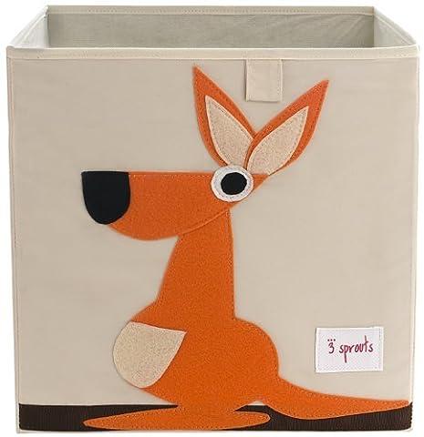 3 Sprouts Storage Box, Kangaroo Color: Kangaroo Nourrisson, bébé, enfant