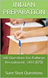Railways Examination -2018, MCQ : 500 Sure Shot Questions in Logical Reasoning (Hindi Edition)