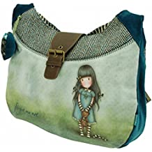 Gorjuss Forget Me Not Slouch Bag