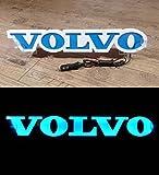 3D 24V LED Leuchtschild LKW Truck Trucker Fahrer Blau Logo Neon Schild Zubehör BELEUCHTUNG NUR VORWÄRTS - stört Sie nicht beim Fahren