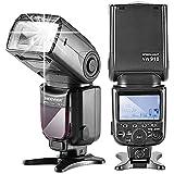 Neewer® MK910Blitzgerät (I-TTL * High Speed Sync * 1/8000s HSS LCD Display Speedlite Master/Slave Flash für Nikon D3s D60D70D70S D80D80s D200D200s D300D300S D700D3000D3100D5000D5100D7000und alle anderen Nikon DSLR Kameras