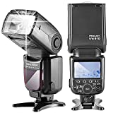 Neewer MK910 Blitz I-TTL device, 1 / 8000S HSS LCD Display Speedlite Master / Slave Flash for Nikon