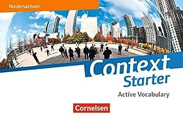 Context Starter - Ausgabe Niedersachsen G9: Vokabeltaschenbuch