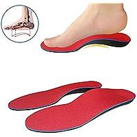Aolvo orthopädische Schuh-Einlegesohlen, fürs Laufen und Wandern geeignet, für Damen und Herren, hilfreich bei... preisvergleich bei billige-tabletten.eu